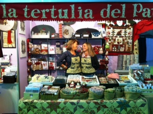 Cristina y Chus en Creativa Madrid